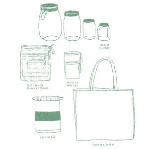 kit de compras a granel